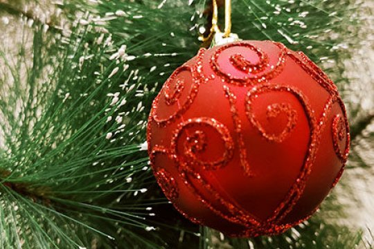 изображение Поздравляем с Новым годом и Рождеством Христовым!